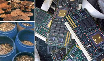 Hurda Elektronik Kartlar